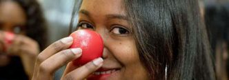 Why a red nose may be good for you